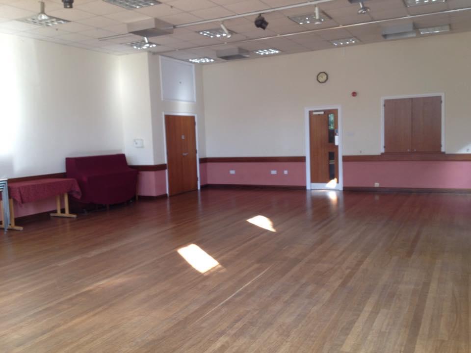 McRea Hall, Hounslow URC 1